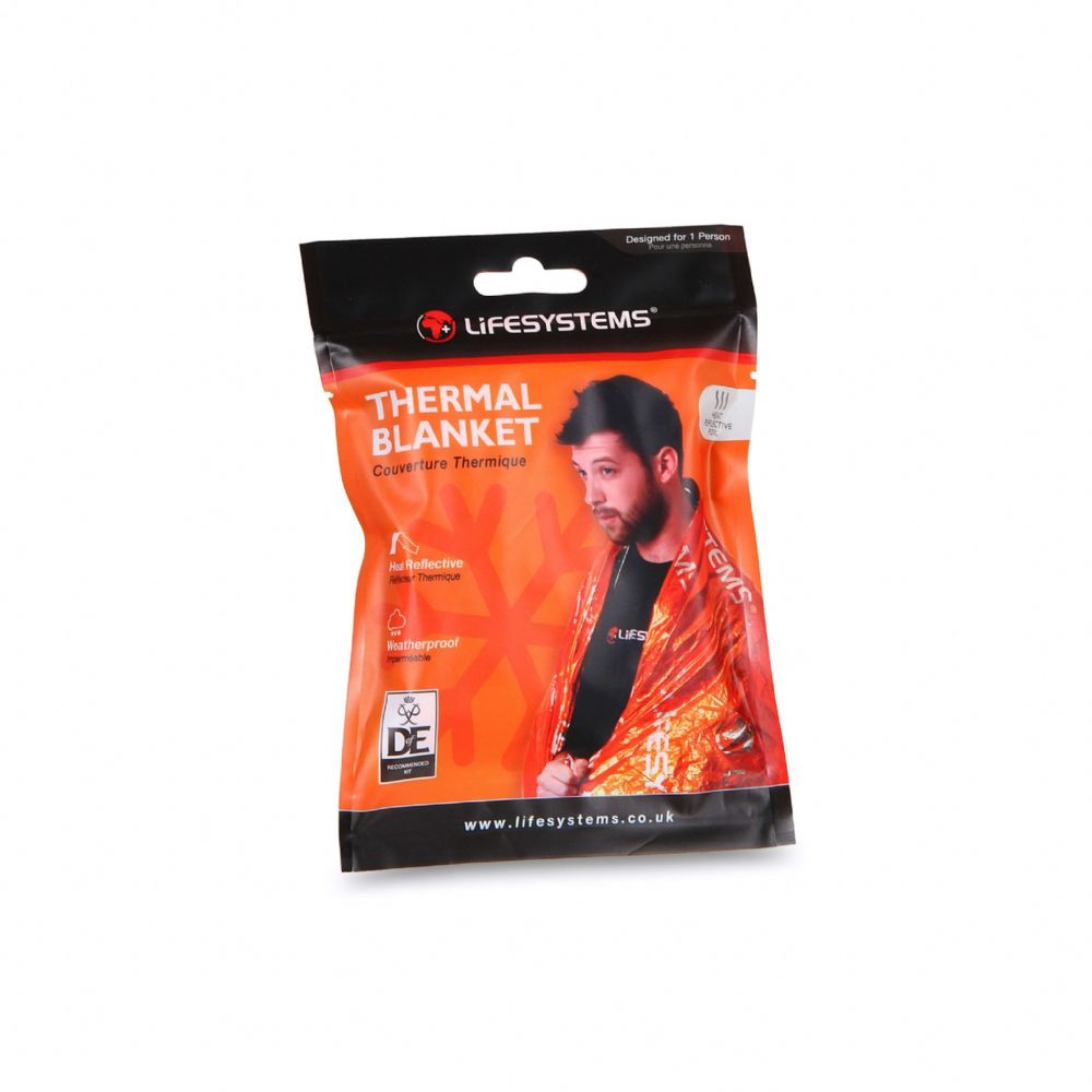 Lifesystems Thermal Blanket | WWTCC | Rescue Kit